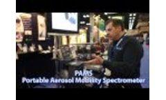 Introducing the Kanomax Portable Aerosol Mass Spectrometer and Kanomax Gasmaster Video