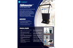 Kanomax TABmaster - Model 6715 - Airflow Capture Hood - Brochure