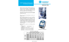 Guide to Selecting a Particle Counter for Cleanroom Certification - Application Note