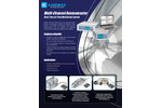 Kanomax Anemomaster - Model 1550/1560 Series - Multi-Channel Anemometer - Brochure