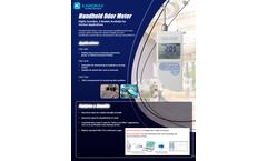 Kanomax - Model OMX Series - Handheld Odor Monitor - Brochure