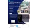 Kanomax Piezobalance - Model 3521/3522 - Respirable Aerosol Mass Dust Monitor - Brochure