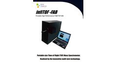 infiWF-FAB - Portable High Performance FAB/TOF-MS - User Manual