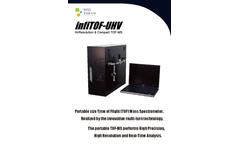 infiTOF-UHV - Hi-Resolution & Compact TOF-MS - User Manual