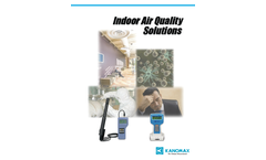 Kanomax - Indoor Air Quality Services - Brochure