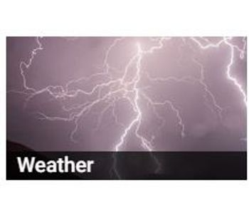Data loggers and data acquisition monitoring solutions for the weather sector - Monitoring and Testing - Meteorological Monitoring