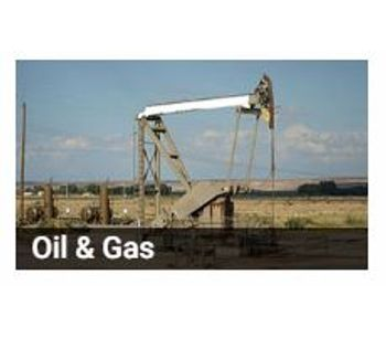 Data loggers and data acquisition monitoring solutions for the oil & gas sector - Oil, Gas & Refineries