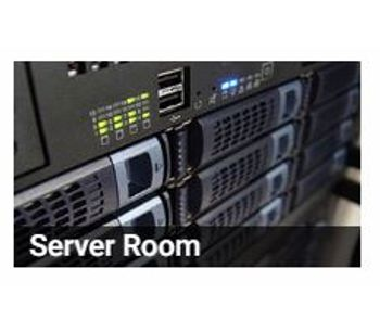 Data loggers and data acquisition monitoring solutions for the server room sector - Environmental - Environmental Data and IT Systems