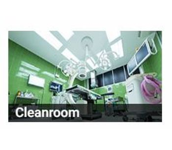 Data loggers and data acquisition monitoring solutions for the cleanroom sector - Air and Climate - Indoor Air