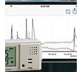 Data loggers and data acquisition monitoring solutions for the industrial & mfg industries - Manufacturing, Other
