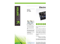 Accsense Electrocorder - Model EC-7VAR - Power & Energy Data Logger - Brochure
