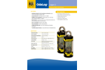 OdaLog Logger L2 Simple and Effective Gas Monitoring - Specification Sheet