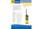 OdaLog RTx Logger - Specification Sheet
