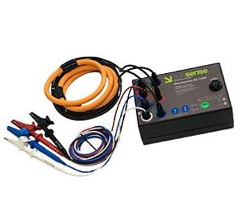 Accsense - Model EC-7VAR - Power & Energy Data Logger