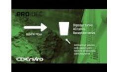Solid liquid separation - This is the PRO:DEC Video