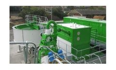 CDEnviro - Model CO:FLO - Advanced Liquid/Solid Separation System
