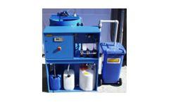AWAS - Model CH - Emulsion Splitting Plants (Batch System)