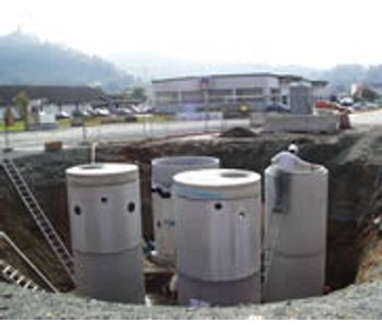 AWAS - Model RC - Wash Water Pre-Treatment System for Wash Water Recycling