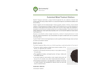 MetaFix - Reagents for Soil & Groundwater Remedation - Brochure