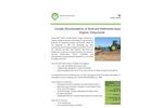 Terramend - Aerobic Bioremediation Reagent - Brochure