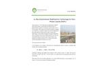 PeroxyChem - In Situ Geochemical Stabilization (ISGS) Technology - Brochure