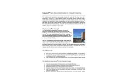 Tank Cleaning Atank Overview Brochure