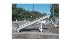 Model EM39  - Grit Separator and Washer