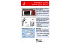 Synspec Delta 116 Cems Methane / TNMHC Analyser - Brochure