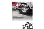 AirPave Grass Paving Submittal Brochure