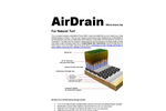 AirDrain for Sports Fields Brochure