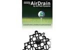 AirDrain for Golf