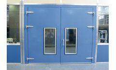 Acoustic Steel Doors