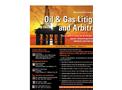 Oil & Gas Litigation & Arbitration Brochure