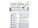 Food-Borne Illness Litigation Brochure