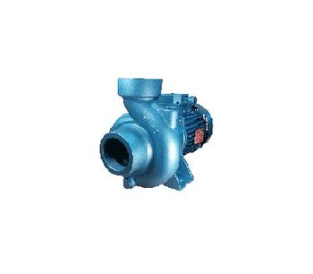 Model CRS SERIES - Centrifugal Electric Pumps