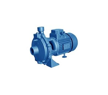 Model CS - CSB SERIES - Single/Two Impeller Centrifugal Electric Pumps