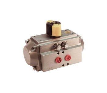 Model RE SERIES - Aluminium Pneumatic Actuators