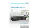 AKCess Pro - Door Control Unit Brochure