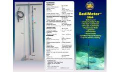SediMeter SM4 Sediment Level and Turbidity Monitoring - Flyer