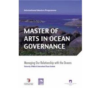 IOI-Master of Arts in Ocean Governance
