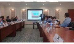 Training Programme-Sustainable Development and Governance of the Caspian Sea