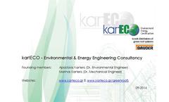 kartECO Company Brochure