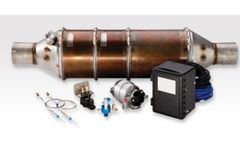 Longview - Model DPF - Diesel Particulate Filter System