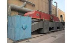 Innovaterm - Model 30.000 Nmc/h - Regenerative Thermal Oxidizers
