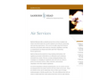 Air Services Brochure