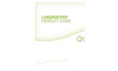 Laboratory Product Guide