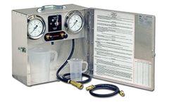 Vaporless - Model LDT-890 and LDT-890\AF - Leak Detector Testing System