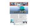 Aeromaster - Model WT Series - Water Tank and Inoculations Units - Brochure