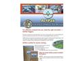 Actpak - Model TE500 - Extracted Compost Tea Activator