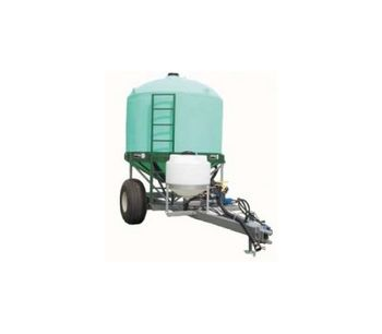 Aeromaster - Model WT Series - Water Tank and Inoculations Units